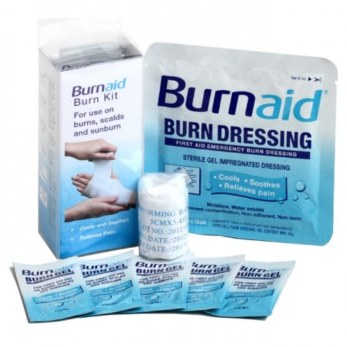 Burnaid Burns Kit Small - Fast Relief
