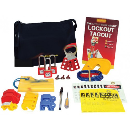 Lock out accessory kit