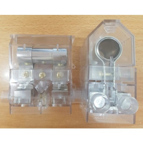 Fuse Service 100A Front Wired (no link)