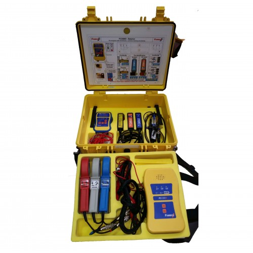 FC2300VA DetectorUnit(YellowBox)Receiver