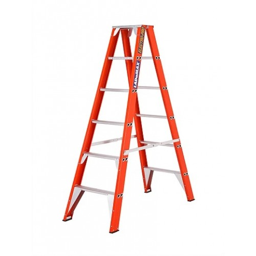 1.8 MTR Double Sided Fibreglass Ladder