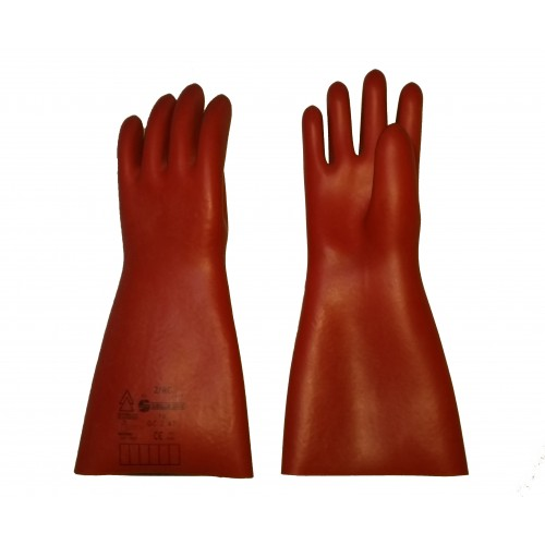 74.5 cal Regeltex Glove Cl2 Sz10 Red
