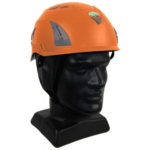 Industrial Vented Helmet (EN397) Orange