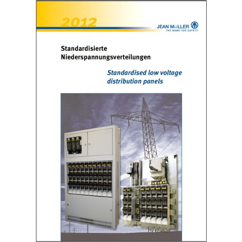 CATALOGUE - Jean Muller Low voltage distribution