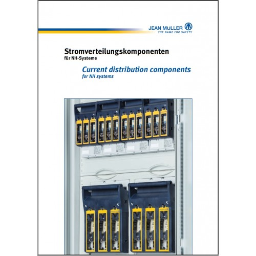 CATALOGUE - Jean Muller NH Current Distribution Components 2015 Chapter 1