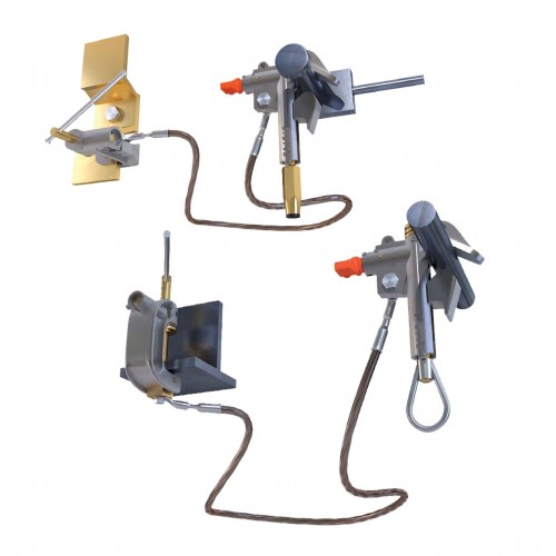 Portable Earthing clamp set