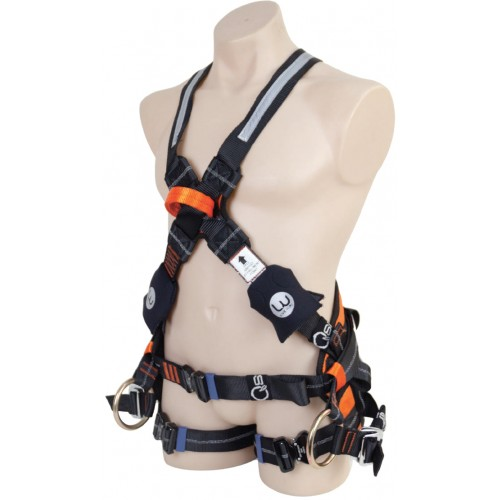 Livewire Harness (Orange Bag)