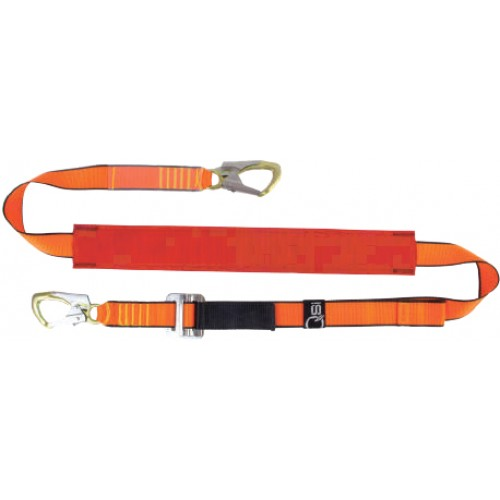 Pole Strap w/SS buckle & Talon Hook 2.5m
