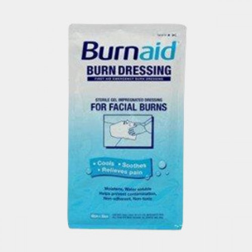 Burnaid Dressing Facial Mask 40cmx30cm