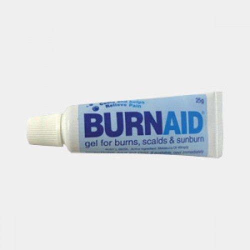 Burnaid Burn Gel Tube 25g