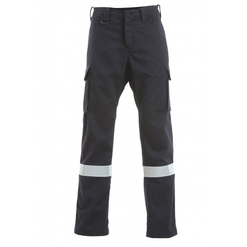 8.7 cal Cargo Pants Navy FR Tape 82R 32