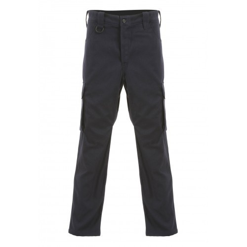 Trouser Straight Leg No Tape HRC2 Navy