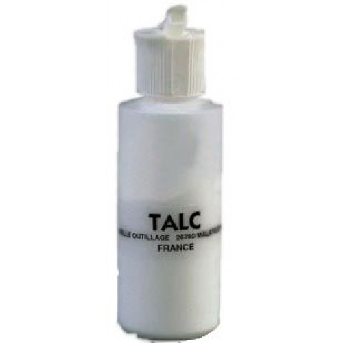 Talc Powder Flask 50g
