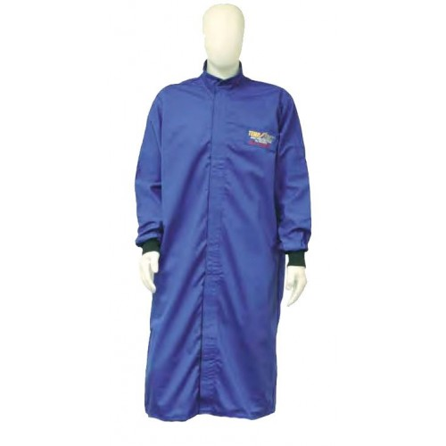 12.4 cal 50 inch Coat BLUE Size XL