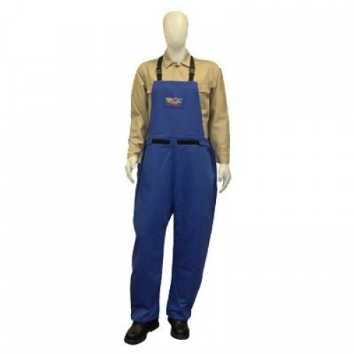 A/F 100.3 cal Bib Overall Size M