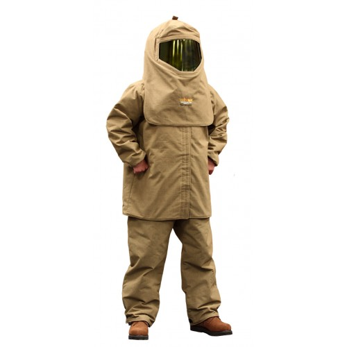 44 cal TTK Suit Kit Standard Hood 2XL