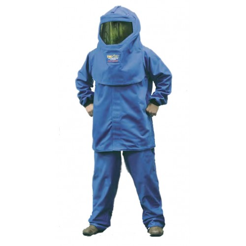 100.3 cal Suit Kit Standard Hood XL