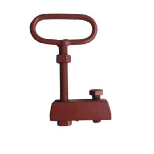 Gatic Pit lid lifter with short handle/cracker