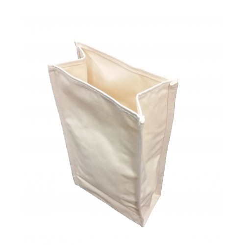 Glove Bag Canvas 17inch (425mm) OPEN TOP