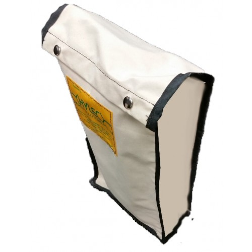 Glove Bag 20inch Canvas(1 pkt with flap)