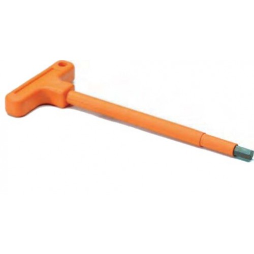 Sibille Outillage Insulated T-Bar Hex Key 4mm