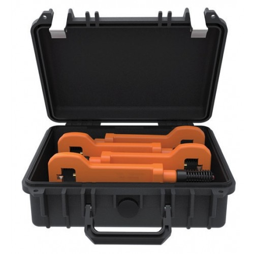 Set of 4 Clamps 800A