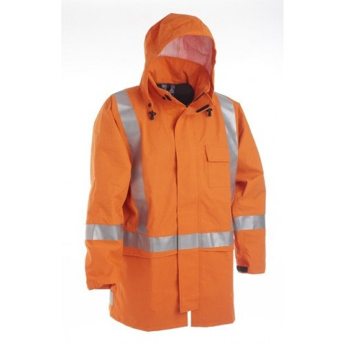 13 Cal HRC2 Wet Weather Elect Jacket