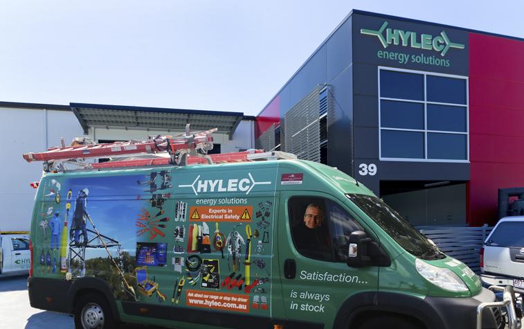Hylec Van